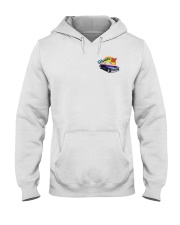 SCOTTS 1948 CHEVY CONVERTIBLE Hooded Sweatshirt thumbnail