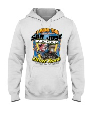 I MISS SAN JOSE INDOOR FRONT ONLY PERRI Hooded Sweatshirt thumbnail