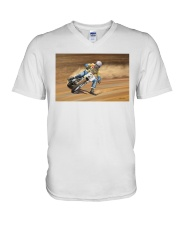 CHAMPION ON A CHAMPION V-Neck T-Shirt tile