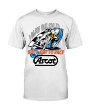CLIFF SERVETTI 83Y RACED ASCOT Classic T-Shirt thumbnail