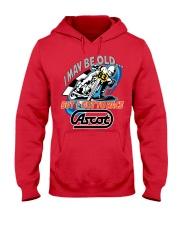 CLIFF SERVETTI 83Y RACED ASCOT Hooded Sweatshirt front