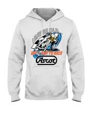 CLIFF SERVETTI 83Y RACED ASCOT Hooded Sweatshirt tile