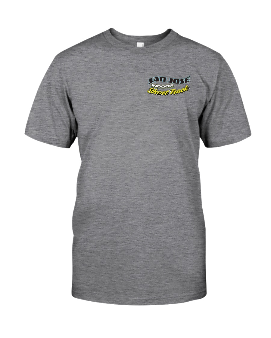 I MISS SAN JOSE INDOOR HELP JAMES 2 Sided Classic T-Shirt