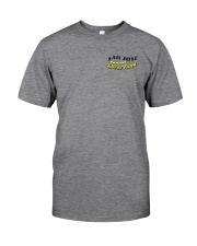 I MISS SAN JOSE INDOOR HELP JAMES 2 Sided Classic T-Shirt front