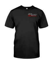 FLAT TRACK America's Original Extreme Sport Classic T-Shirt front