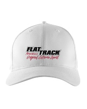 FLAT TRACK America's Original Extreme Sport Embroidered Hat tile