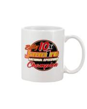 BILLY JANNIRO 10x SPEEDWAY FRT n BAK Mug thumbnail