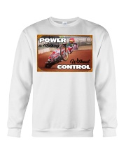 POWER IS NOTHING WITHOUT CONTROL Crewneck Sweatshirt thumbnail
