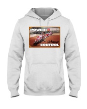 POWER IS NOTHING WITHOUT CONTROL Hooded Sweatshirt thumbnail