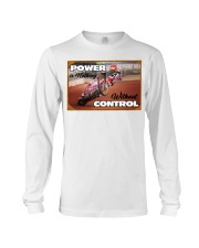 POWER IS NOTHING WITHOUT CONTROL Long Sleeve Tee thumbnail