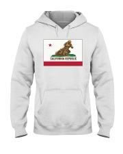 SPEEDWAY CALIFORNIA REPUBLIC  Hooded Sweatshirt thumbnail