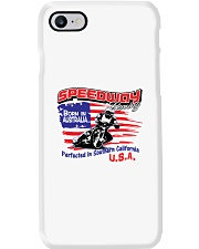 SPEEDWAY RACING Perfected In So California Phone Case thumbnail