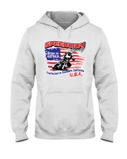 SPEEDWAY RACING Perfected In So California Hooded Sweatshirt thumbnail