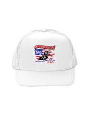 SPEEDWAY RACING Perfected In So California Trucker Hat thumbnail
