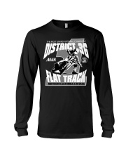 D-36 FLAT TRACK DISTRICT OF CHAMPIONS 2020 DARKS Long Sleeve Tee thumbnail