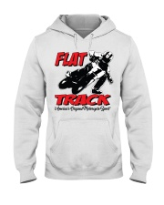 Flat Track America's Original MC sport  Hooded Sweatshirt thumbnail
