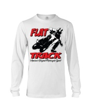 Flat Track America's Original MC sport  Long Sleeve Tee thumbnail