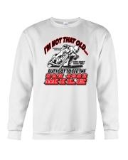 NOT OLD SAW SAN JOSE MILE H SCOTT Crewneck Sweatshirt thumbnail