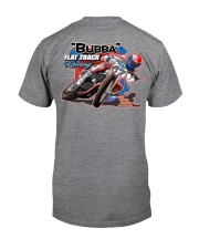 BUBBA GNC frt and back Classic T-Shirt back