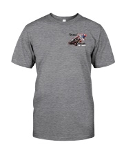 BUBBA GNC frt and back Classic T-Shirt front