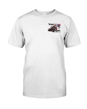 BUBBA GNC frt and back Classic T-Shirt tile