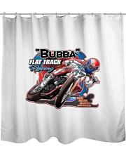 BUBBA GNC frt and back Shower Curtain thumbnail