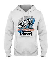 SERVETTI HOFFMAN 73 RACED ASCOT Hooded Sweatshirt tile