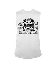 TRACK LIVES MATTER Sleeveless Tee thumbnail
