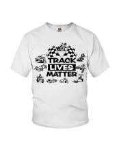 TRACK LIVES MATTER Youth T-Shirt thumbnail