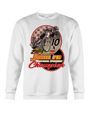 BILLY JANNIRO 10 X SPEEDWAY CHAMP Crewneck Sweatshirt thumbnail