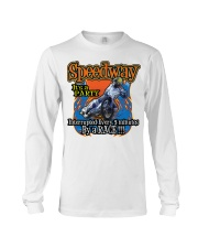 SPEEDWAY  a Party interrupted by Races Long Sleeve Tee thumbnail