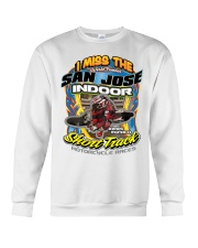 I MISS SAN JOSE INDOOR MONACO Crewneck Sweatshirt thumbnail