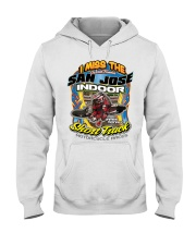 I MISS SAN JOSE INDOOR MONACO Hooded Sweatshirt thumbnail