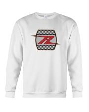 H-D R Checker Lightning design Crewneck Sweatshirt thumbnail