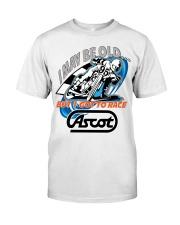 ADAM JAMES 95Y RACED ASCOT Classic T-Shirt thumbnail