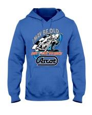 ADAM JAMES 95Y RACED ASCOT Hooded Sweatshirt front
