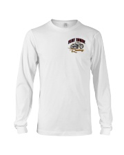 FLAT TRACK Anyone one can ride MX  front n back Long Sleeve Tee tile
