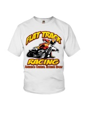 FLAT TRACK Americas Original Extreme Sport Youth T-Shirt thumbnail