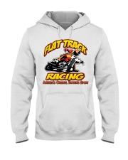 FLAT TRACK Americas Original Extreme Sport Hooded Sweatshirt thumbnail