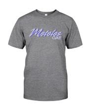 METELES CAT STORE Classic T-Shirt front