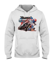 BUBBA FLAT TRACK REVISED Hooded Sweatshirt tile
