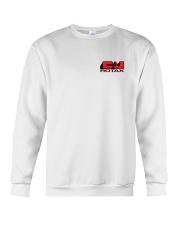 C AND J APPAREL Red Logo Crewneck Sweatshirt thumbnail