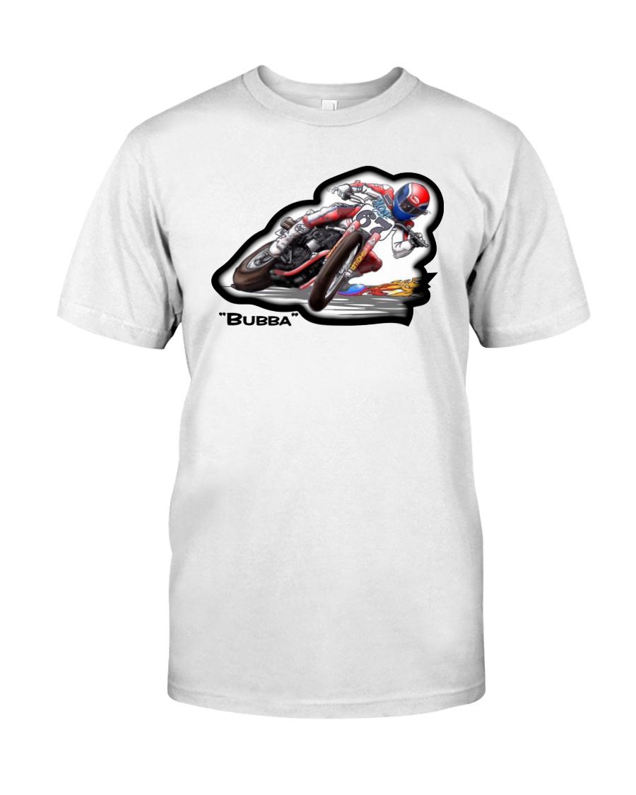 BUBBA CHAMPION FLAT TRACKER Classic T-Shirt