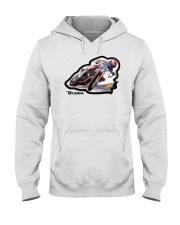 BUBBA CHAMPION FLAT TRACKER Hooded Sweatshirt thumbnail