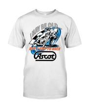 HERRERA 43Y  RACED ASCOT Premium Fit Mens Tee thumbnail
