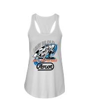 HERRERA 43Y  RACED ASCOT Ladies Flowy Tank thumbnail