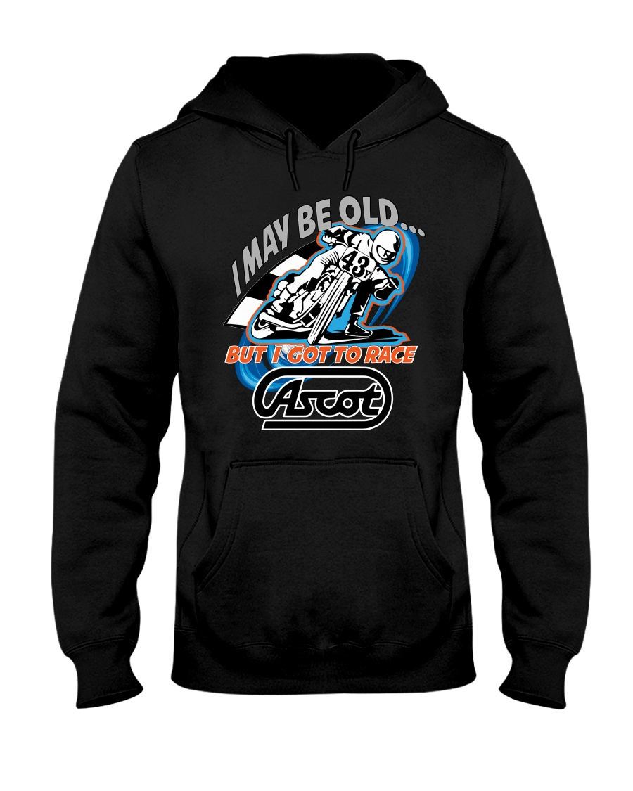 HERRERA 43Y  RACED ASCOT Hooded Sweatshirt