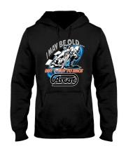 HERRERA 43Y  RACED ASCOT Hooded Sweatshirt front