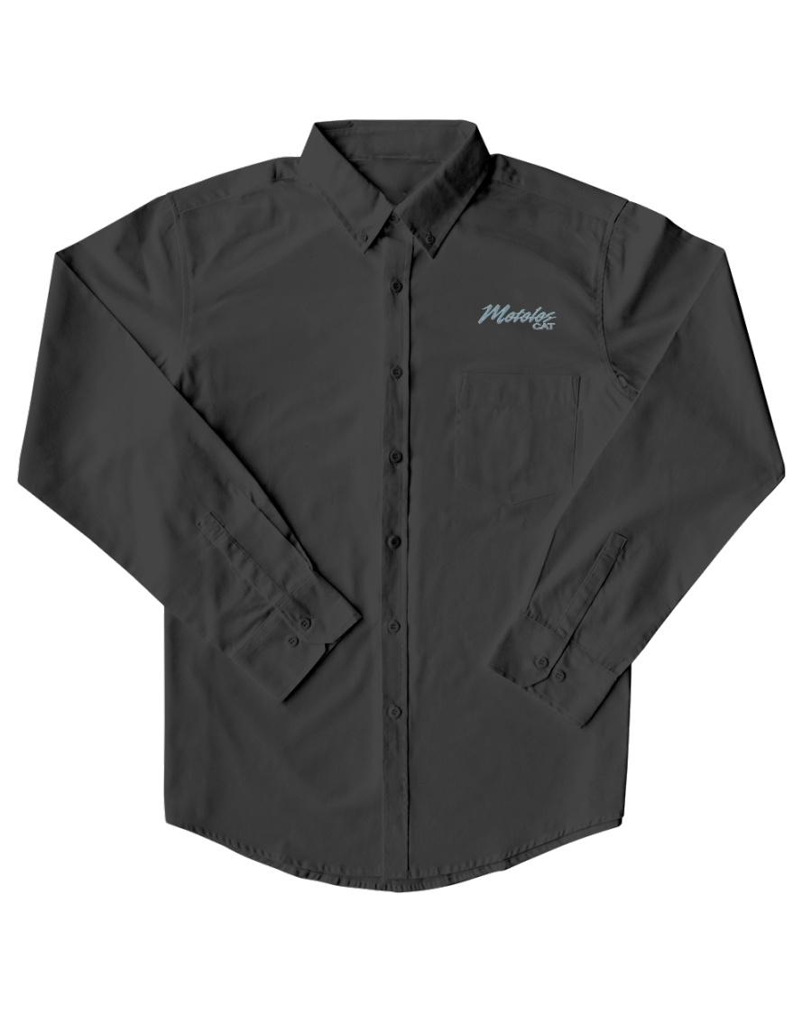METELES CAT OFFICIAL APPAREL Dress Shirt