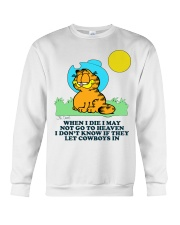 Cowboy shirt2 Crewneck Sweatshirt thumbnail